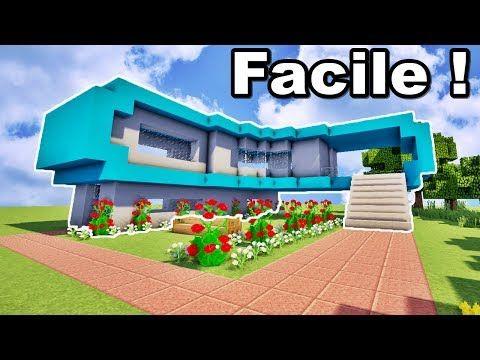 Comment Faire Une Belle Maison Sur Minecraft Tuto