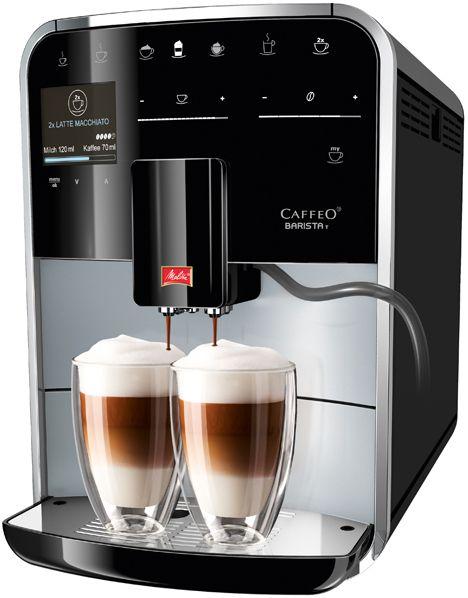 Melitta Caffeo Barista T Zilver Melitta Caffeo Barista T Zilver De Beste Koffiemachine Voor Thuisbaristas De Melitta Home Coffee Machines Coffee Machine Best