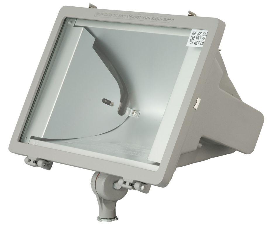 Hubbell lighting outdoor ql 1505 1 light 1000 1500 watt quartz hubbell lighting outdoor ql 1505 1 light 1000 1500 watt quartz outdoor floodligh gray workwithnaturefo