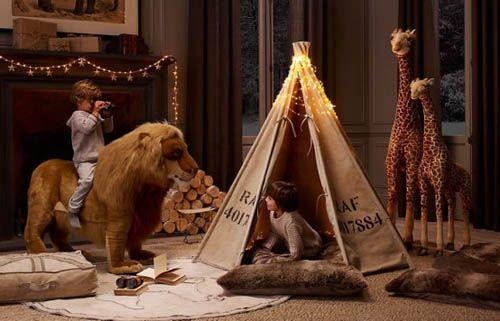 Cool-Jungle-Inspired-Kids-Room-Designs-4.jpg (500×321)