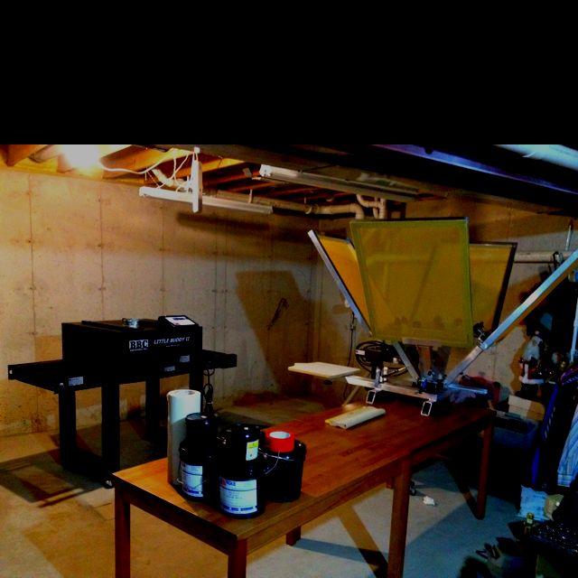 Complete Havoc new studio space.