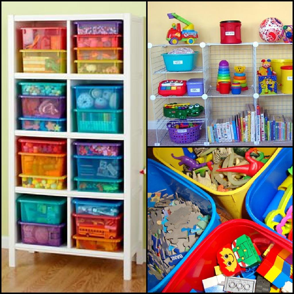 Organizadores Pesquisa Google Organiza O Kids Pinterest  ~ Organizando O Quarto De Brinquedos
