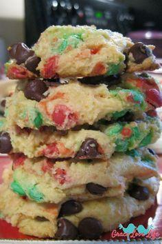 Soft Batch M M Cookies