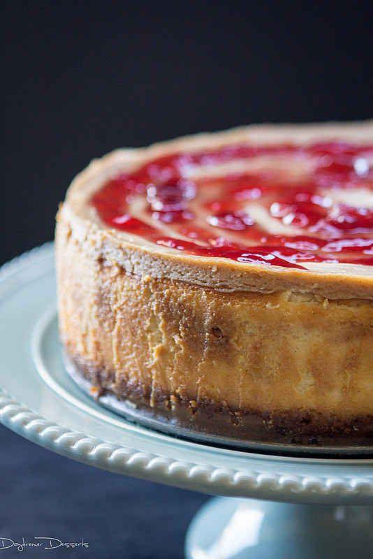 PB & J Cheesecake