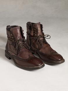 Fleetwood Wingtip Boot