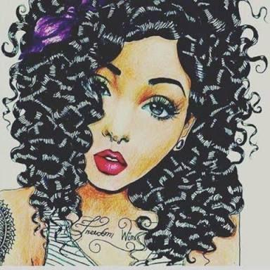 Resultado De Imagem Para Desenhos Afro Pinterest Desenho De