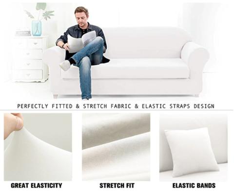 Chic Waterproof SofaCover™ in 2020 | Sofa covers, Slipcovers
