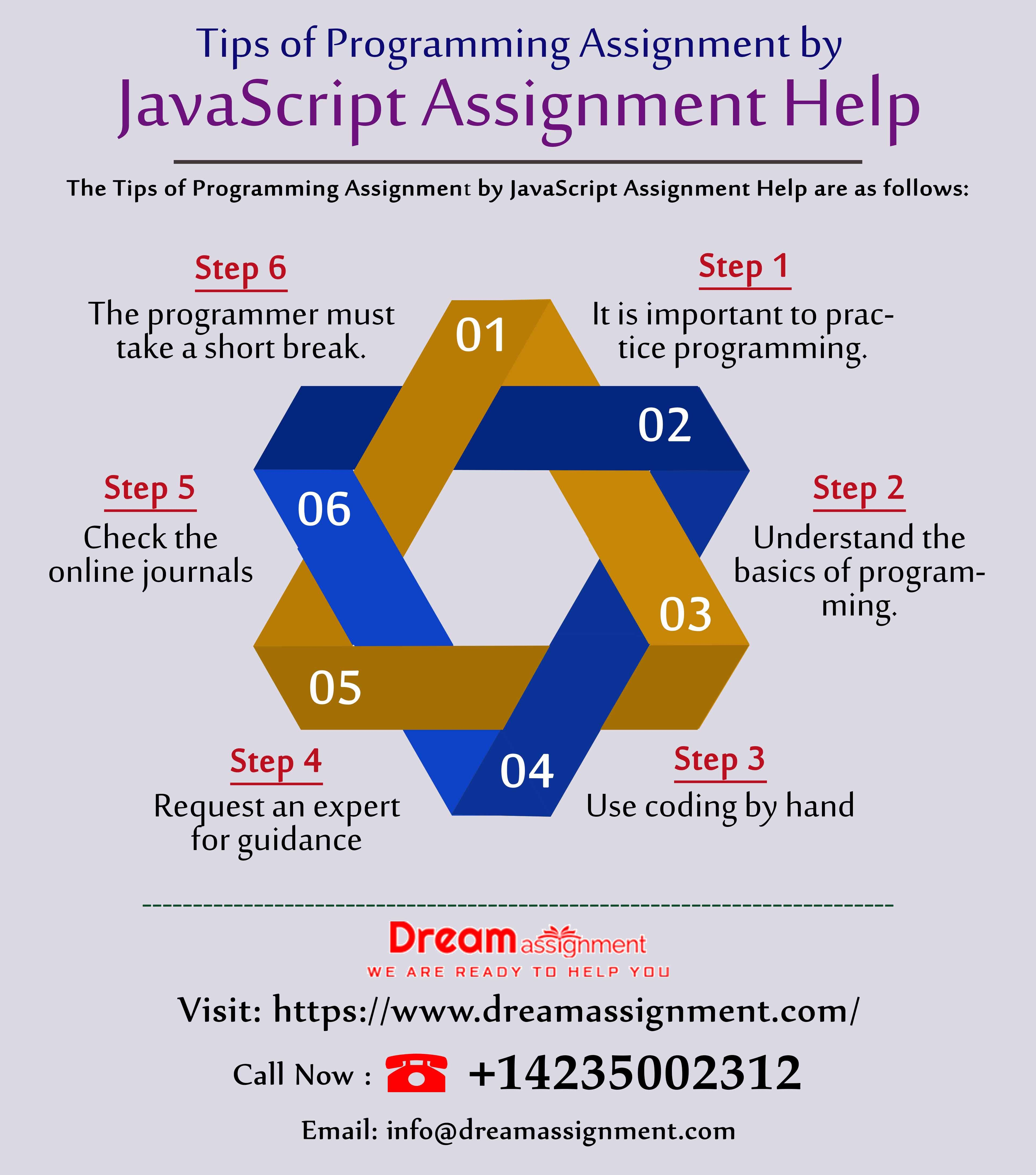 Tips Of Programming Assignment By Javascript Assignment