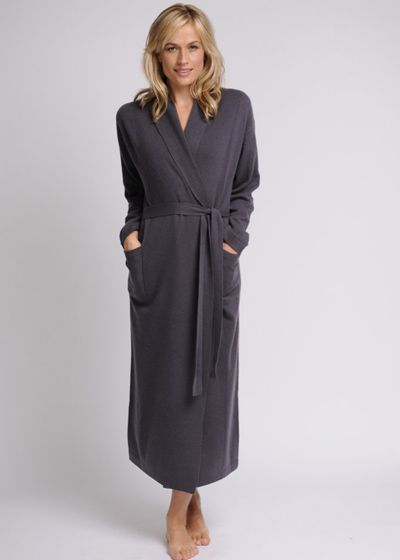 Cashmere Robe | PİJAMA GECELİK | Pinterest | Cashmere robe, Cashmere ...