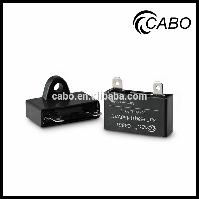 Cbb61 Motor Capacitor For Motor Starting And Motor Running Use Cbb61 Motor Capacitor Ul Ce Cqc Vde Cb Tuv Rohs P2 Capacitor Place Card Holders High Quality