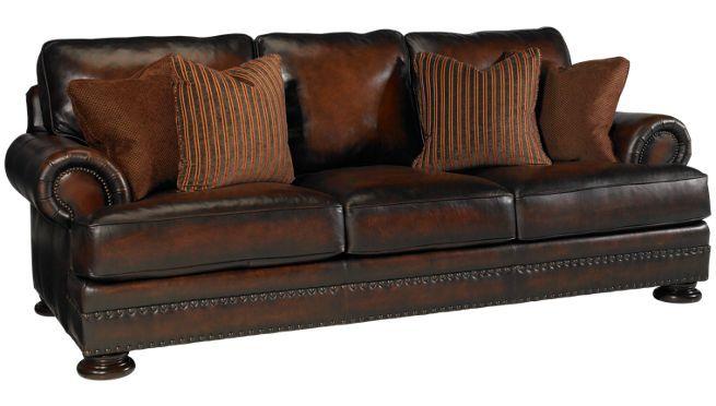 Bernhardt Foster Leather Sofa Jordan S Furniture Sofa Sale