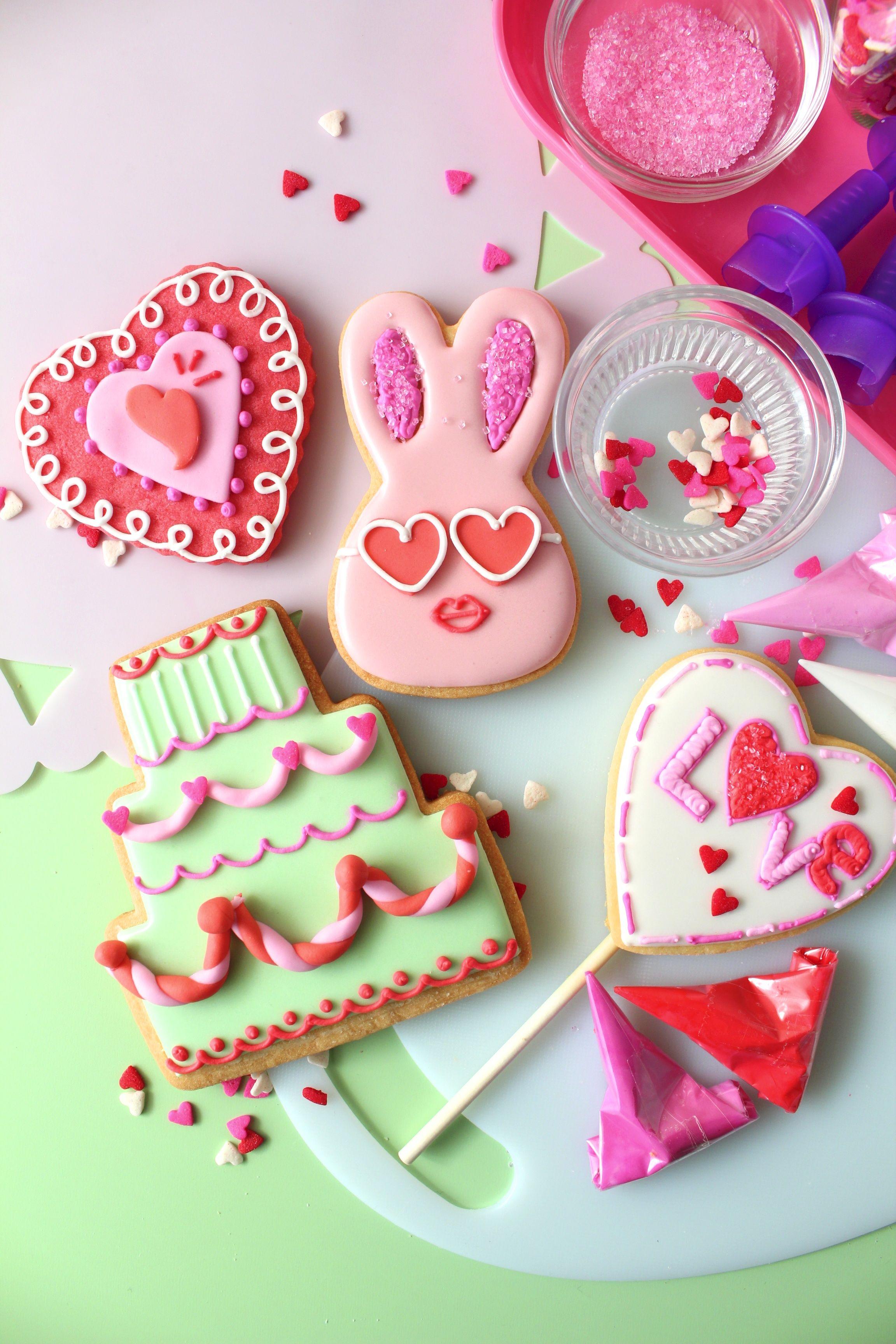 Valentine's day Kids decoration class!