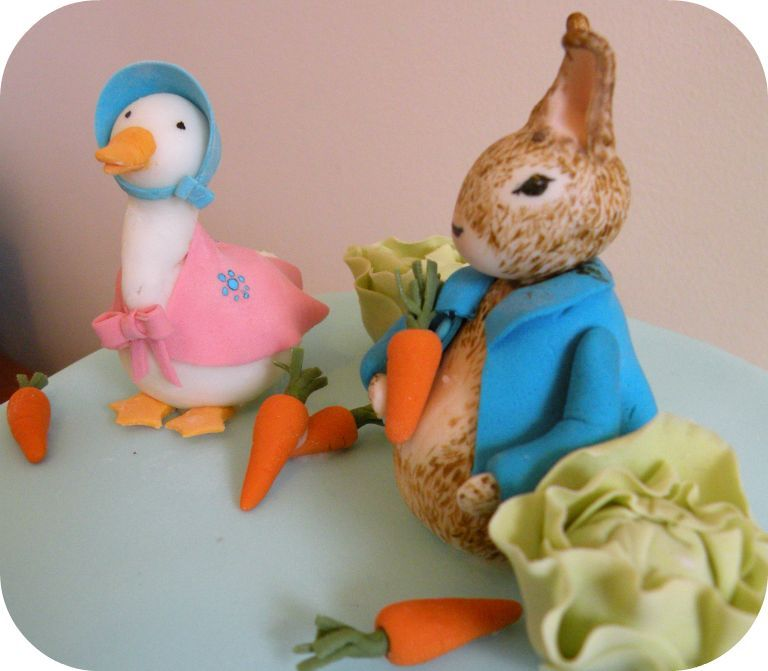 Peter Rabbit Baby Shower Cake Peter Rabbit Cake Rabbit Cake And