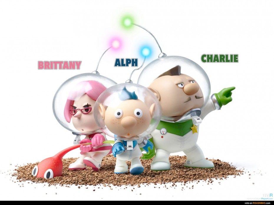 Los Protagonistas De Pikmin 3 Box Costumes Nintendo Christmas