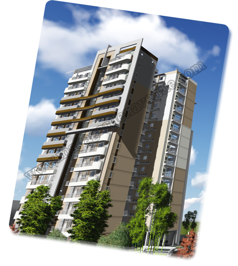 Green living environment in our Eco- Friendly apartments in ...