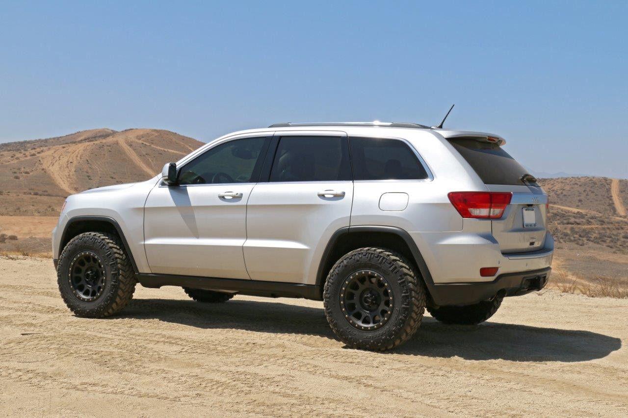 2013 jeep grand cherokee wk2 2.5 '' rocky road lift, 275/65