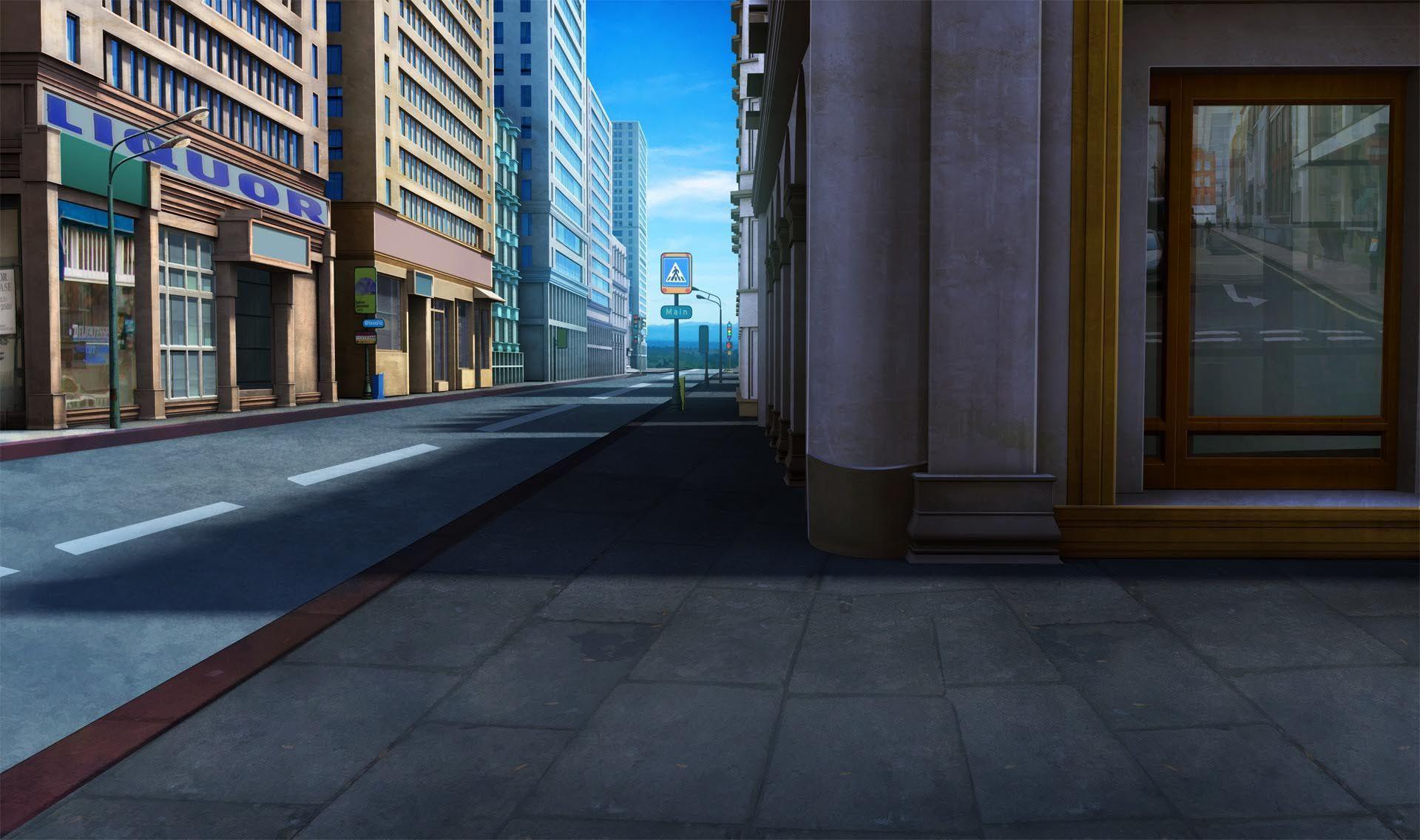 Related image Cenário anime, Fundo de animação e Anime