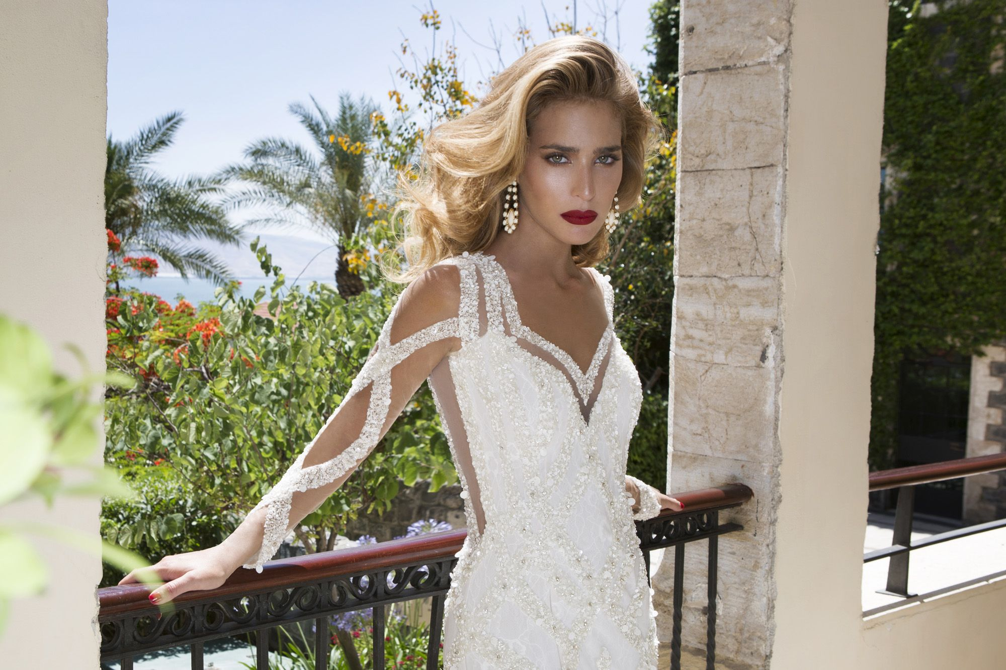 From the Nurit Hen Morning Glory Collection / DW