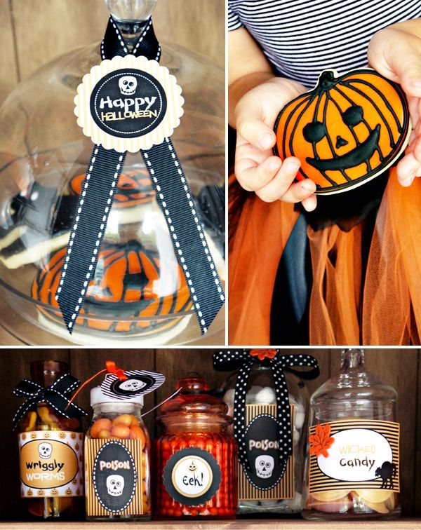 Witch\u0027s Potion Cupboard\ - kids halloween party decoration ideas
