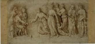 Resultado de imagen para La Virtus Combusta (1490), de Andrea Mantegna