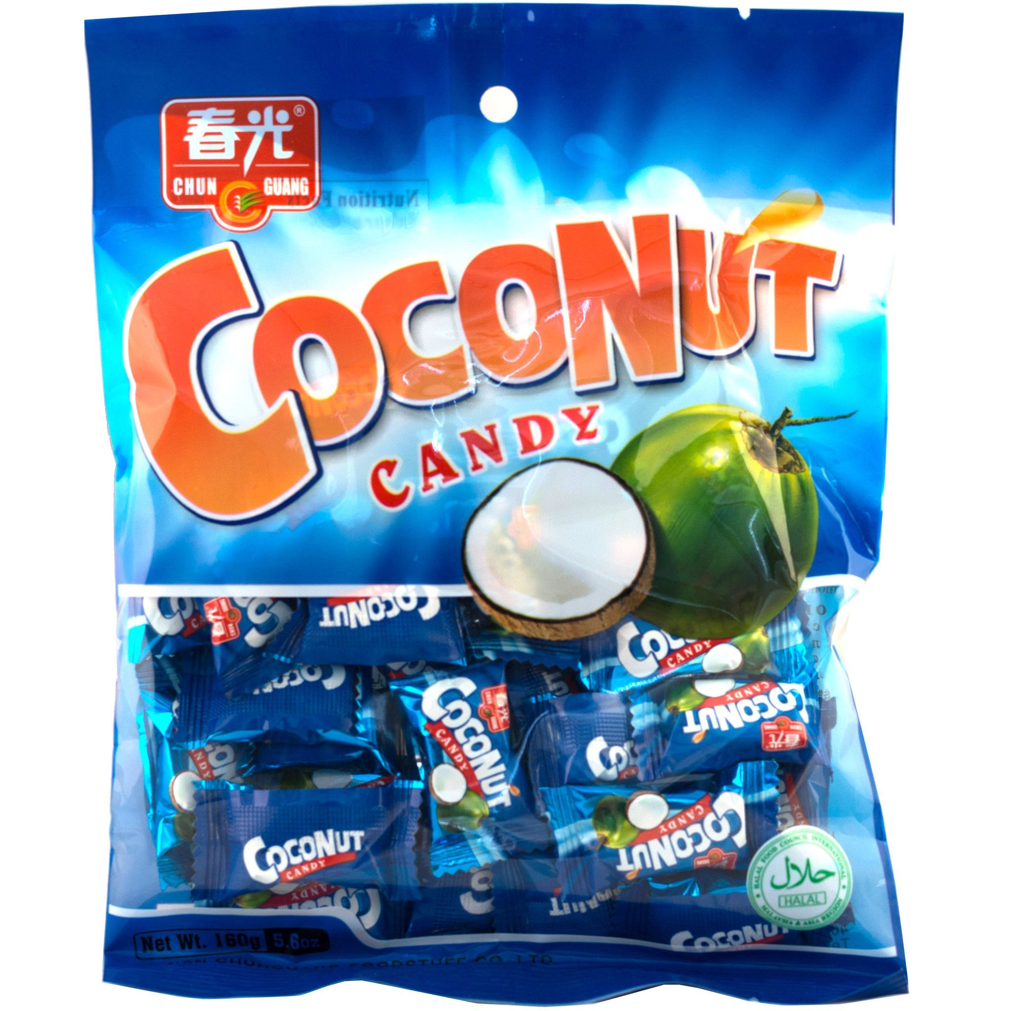 Chun Guang Coconut Hard Candy | Products | Hard candy, Candy