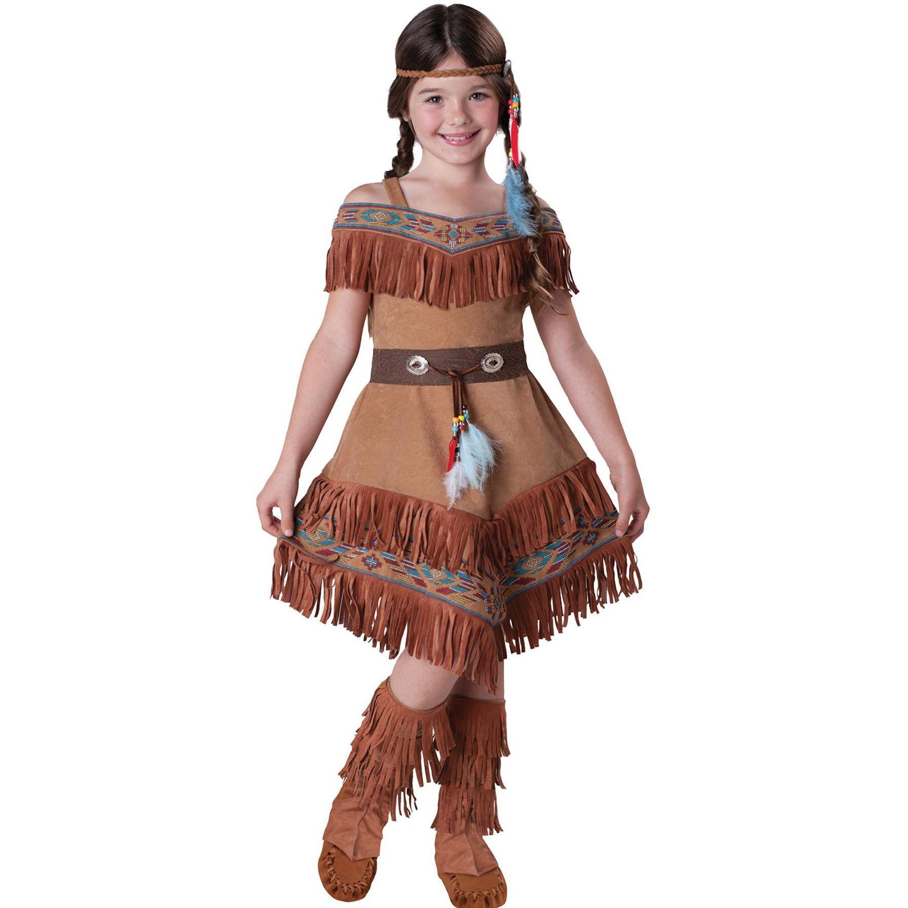 Indian maiden child halloween costume pinterest baby girl