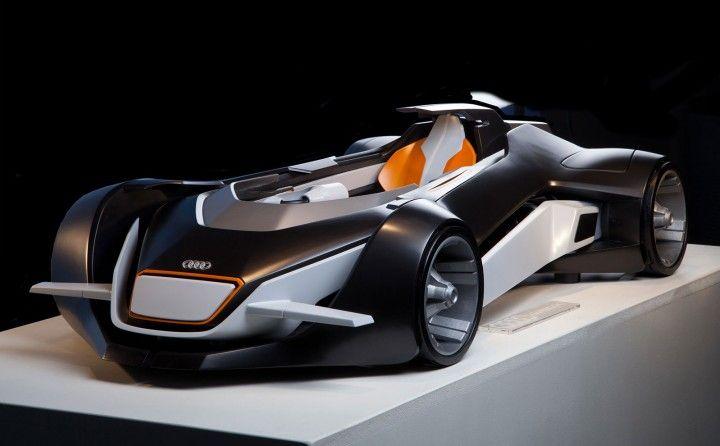 Audi Elite Concept By Eric Leong   Scale Model