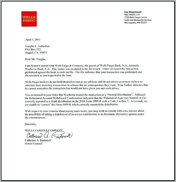 Wells Fargo Pre Approval Letter Sample