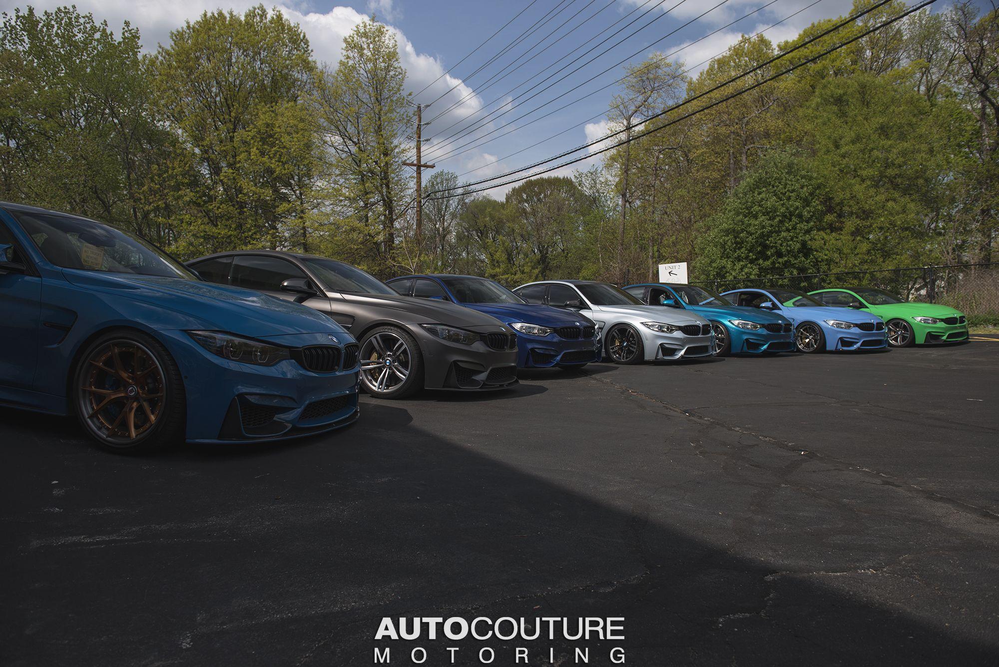 BMW F80 M3 Sedan F82 M4 Coupe F83 M4 Convertible GTS