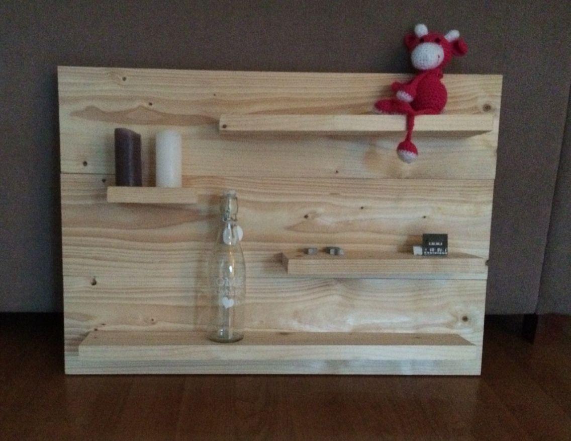 Vinyl Steigerhout Look : Wandbord steigerhout bijna klaar u beits of whitewash en ophangen