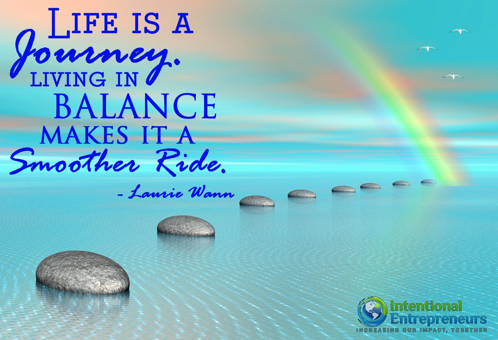 Finding Balance in Life Journey Balance SmootherRide