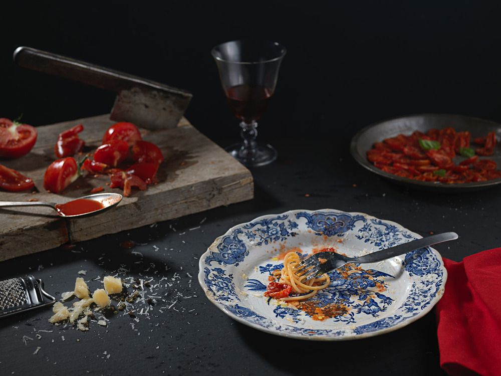 the best food photography shots created by the turin born photographer from cocktail
