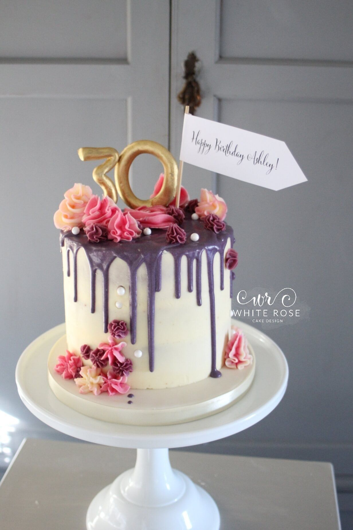 30 Marvelous Photo Of Birthday Cake Design In 2020 With Images