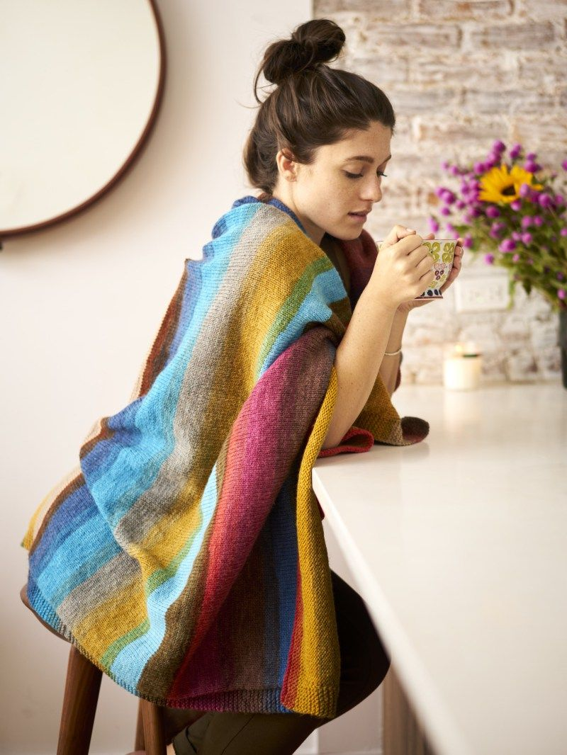 Free Knitting Patterns For The Mandala Yarn Many Free Knitting