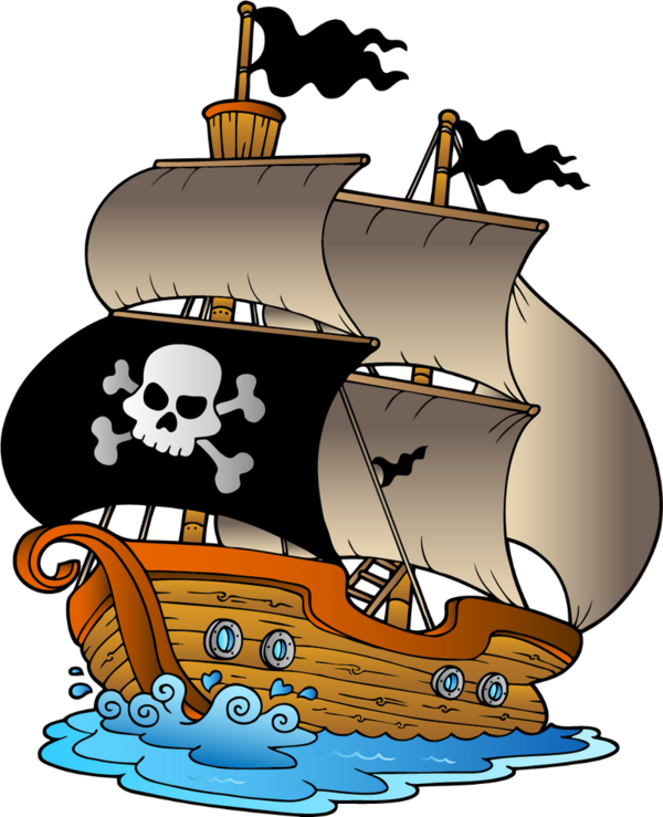 pirata pirater pinterest pirate ships ships and clip art rh pinterest ie pirate ship clip art black and white pirate ship clip art free