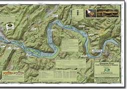 Fly Fishing Tennessee Map.Tennessee Fly Fishing Map Hiwassee River Mike S Fly Fishing