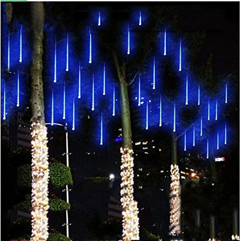 String lights Paragala Waterproof Falling Rain Fairy Lights With