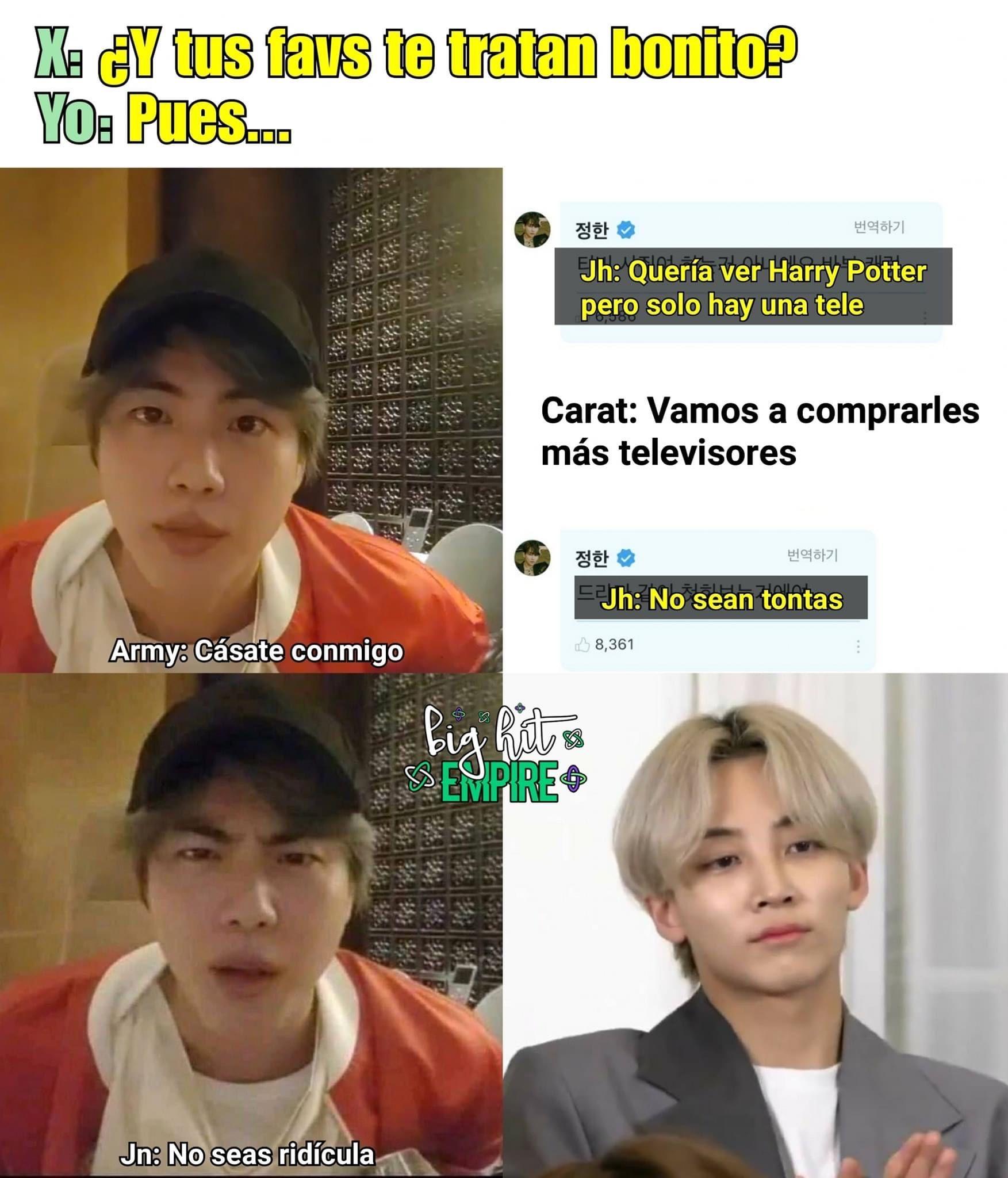Pin De En K Pop En 2020 Memes Nuevos Memes Coreanos Bts Memes