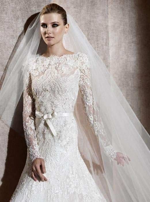 042211152b73 Image detail for -Elie Saab Wedding Dresses 2012 Collection For Pronovias -  Wedding .