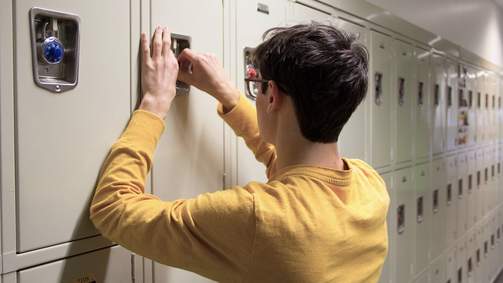 Locker Challenges How To Help Your Child