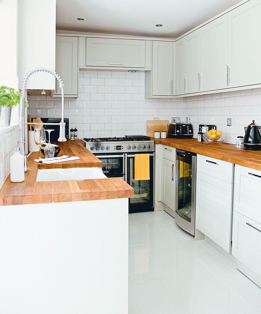 U shaped kitchens kitchen design shapes and kitchens