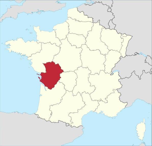 PoitouCharentes NouvelleAquitaine France FR Nouvelle