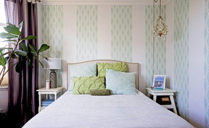 Schöne Schlafzimmergardinen erhöhen den Wohlfühlfaktor | Dekoration ...