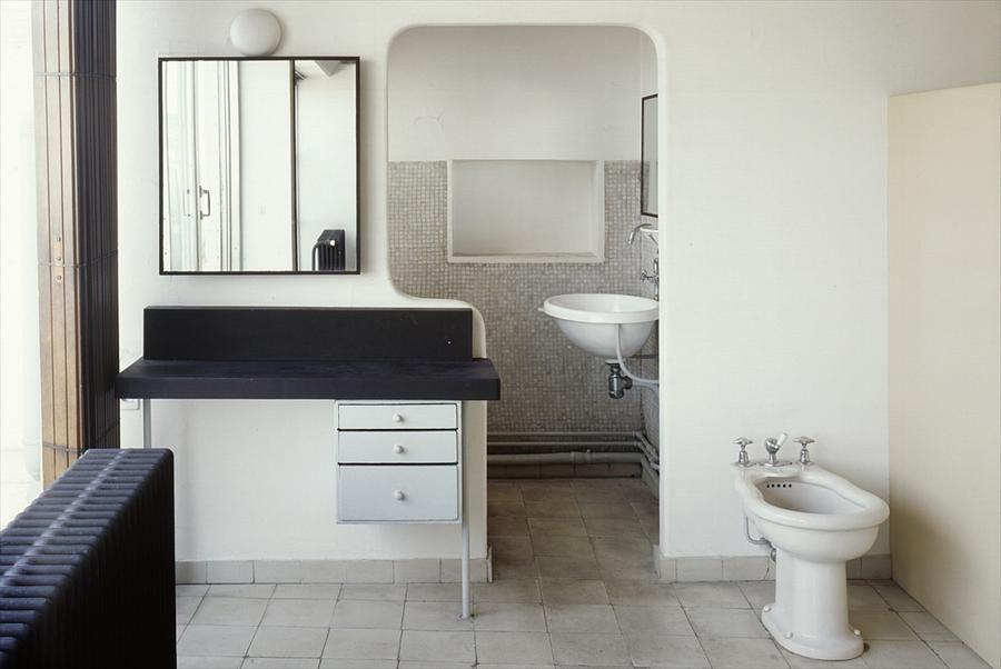 Fondation Le Corbusier - Le Corbusier\u0027s Studio-Apartment Basement
