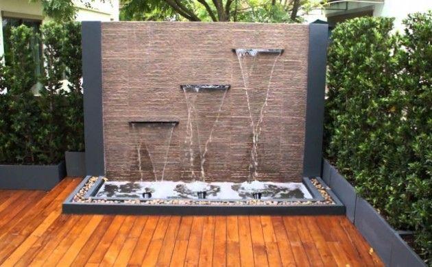 gartenbrunnen design moderne gartengestaltung ideen Garden - gartenbrunnen modernes design