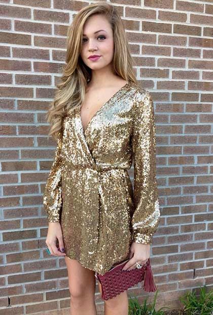 35 New Year S Eve Outfit Ideas Stayglam New Years Eve Dresses Eve Outfit Eve Dresses