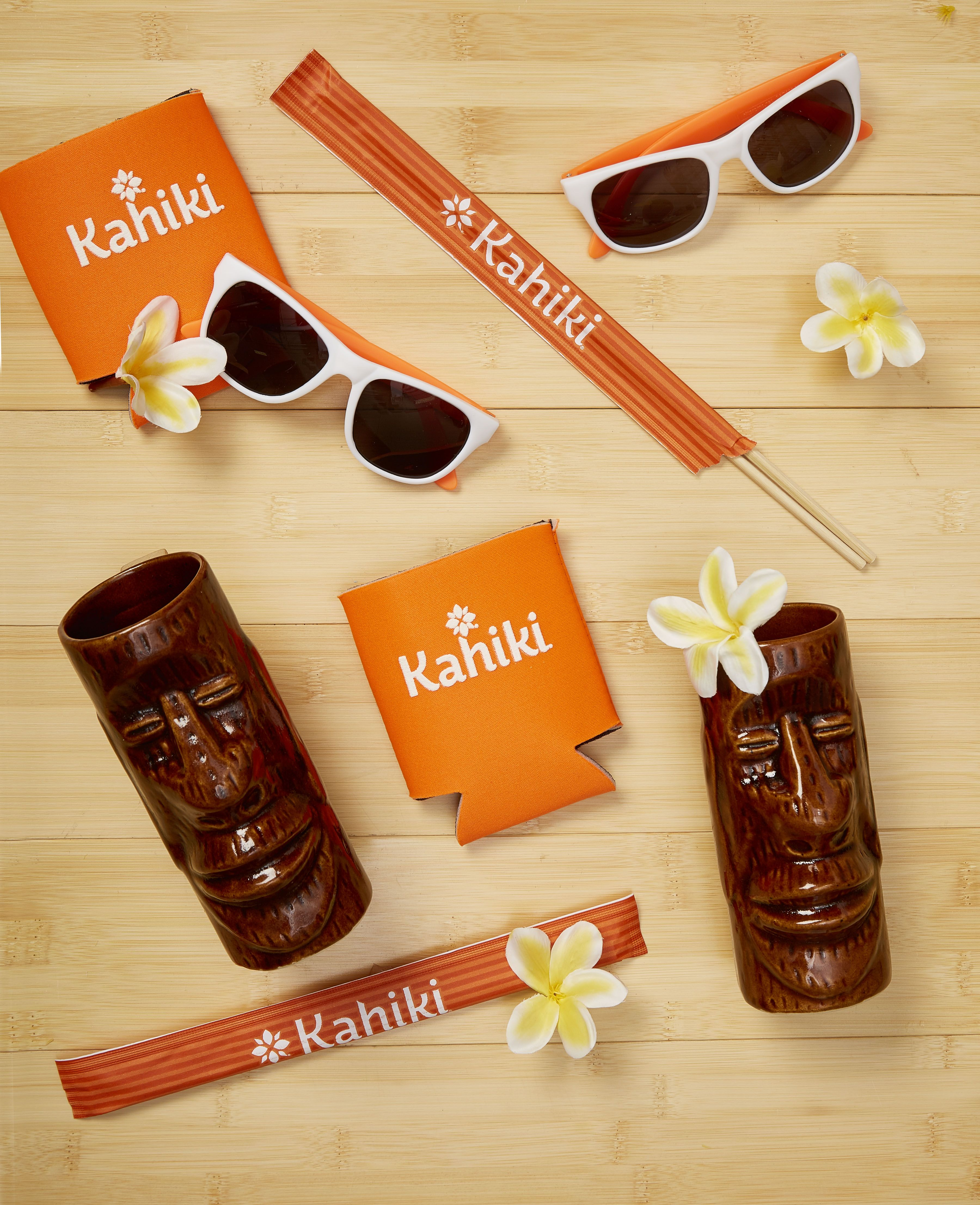 """Kahiki means, """"To Travel to a faraway place"""" and with this"""