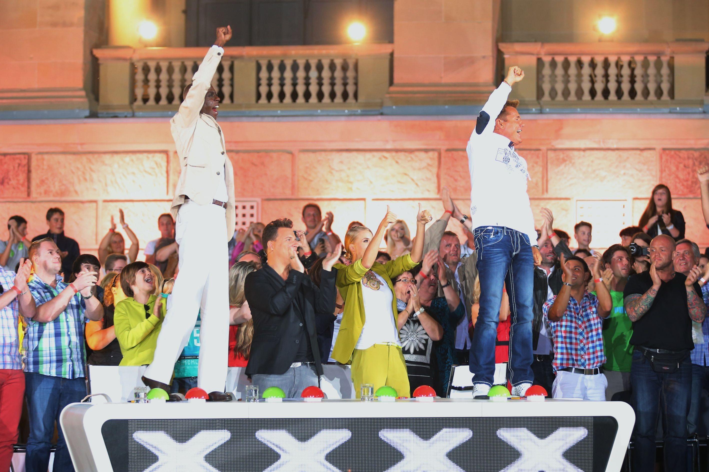 Das Supertalent 2013 Vanessa Eich Verzaubert Heute Abend Die Jury Starsontv Super Talent Super Nachwuchs
