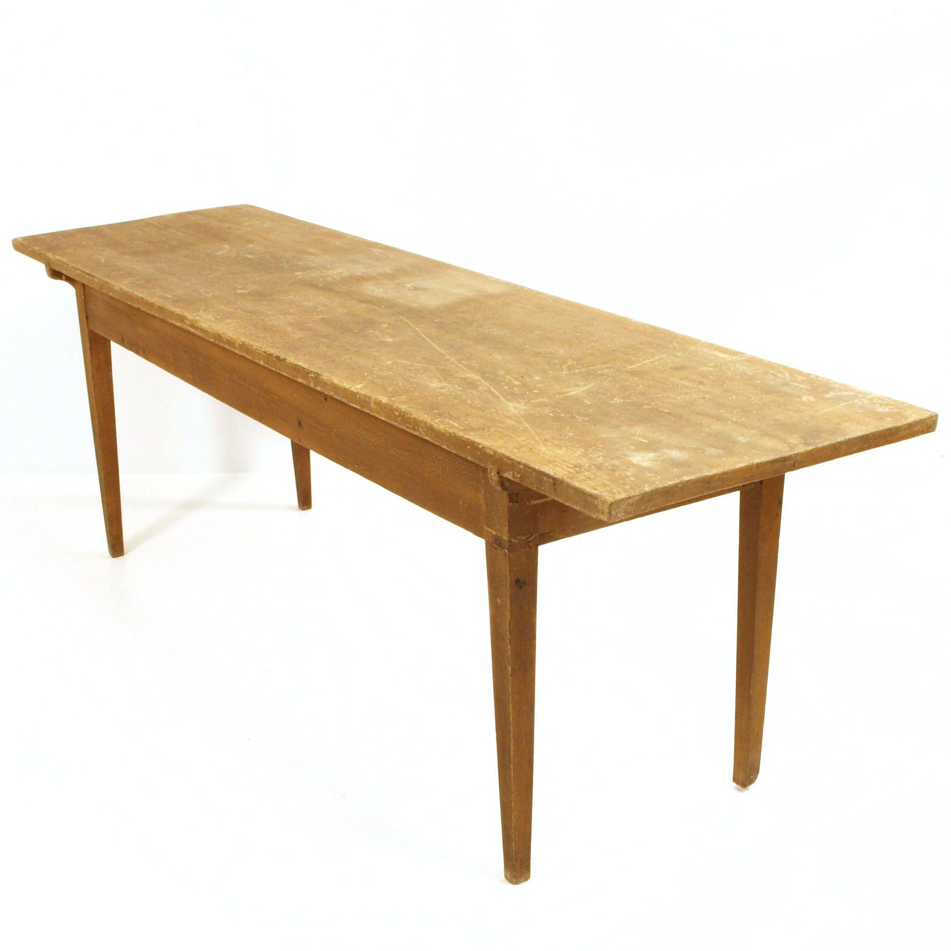 antiker lange Tisch 19. Jahrhundert | Antike Tische | Pinterest ...