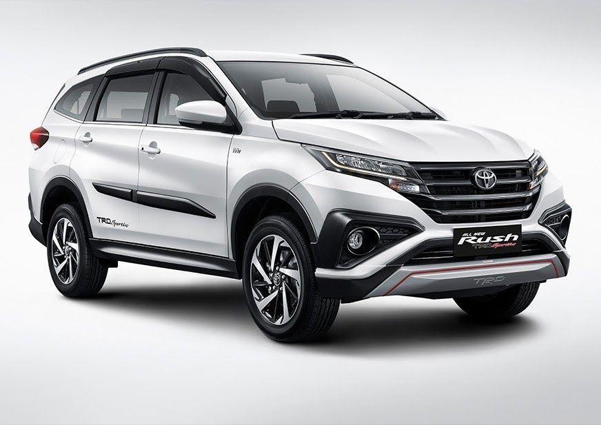 Toyota Rush 2018 Sớm Chao San Tại Thai Lan Toyota New Car New Cars Toyota Cars